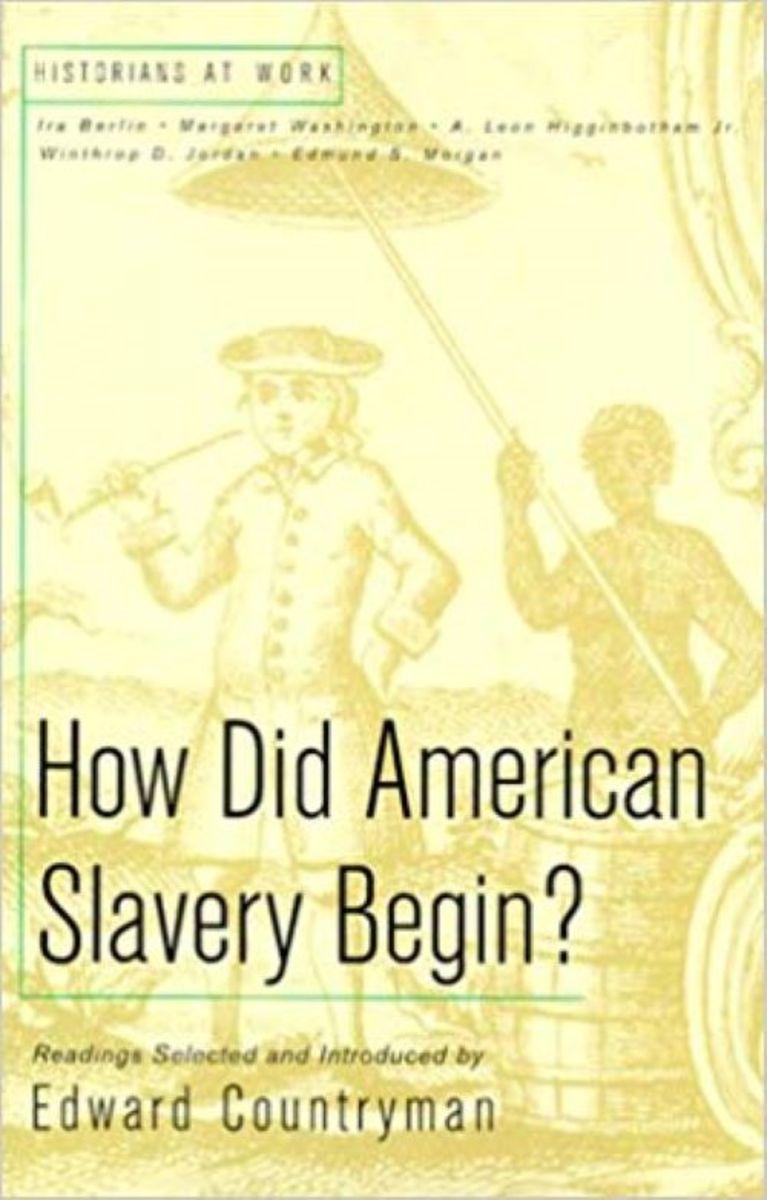 How Did American Slavery Begin?