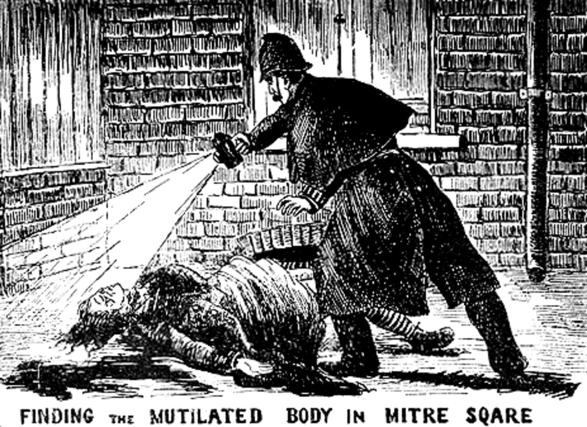 The Jack the Ripper Industry
