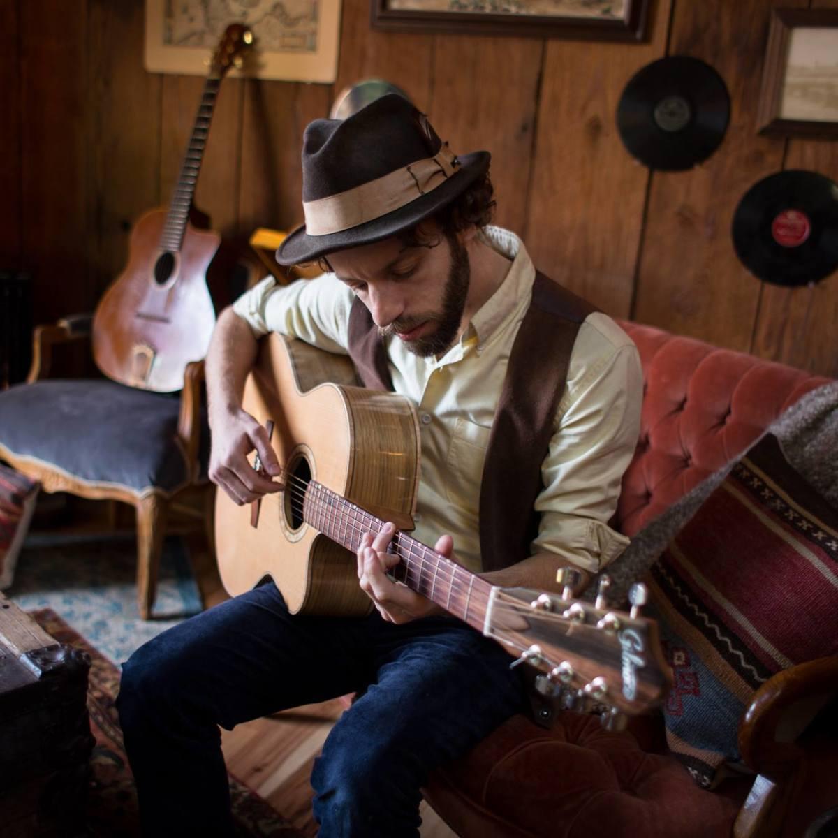 Adam Dobres (Photo by Maggie Jane Czech)