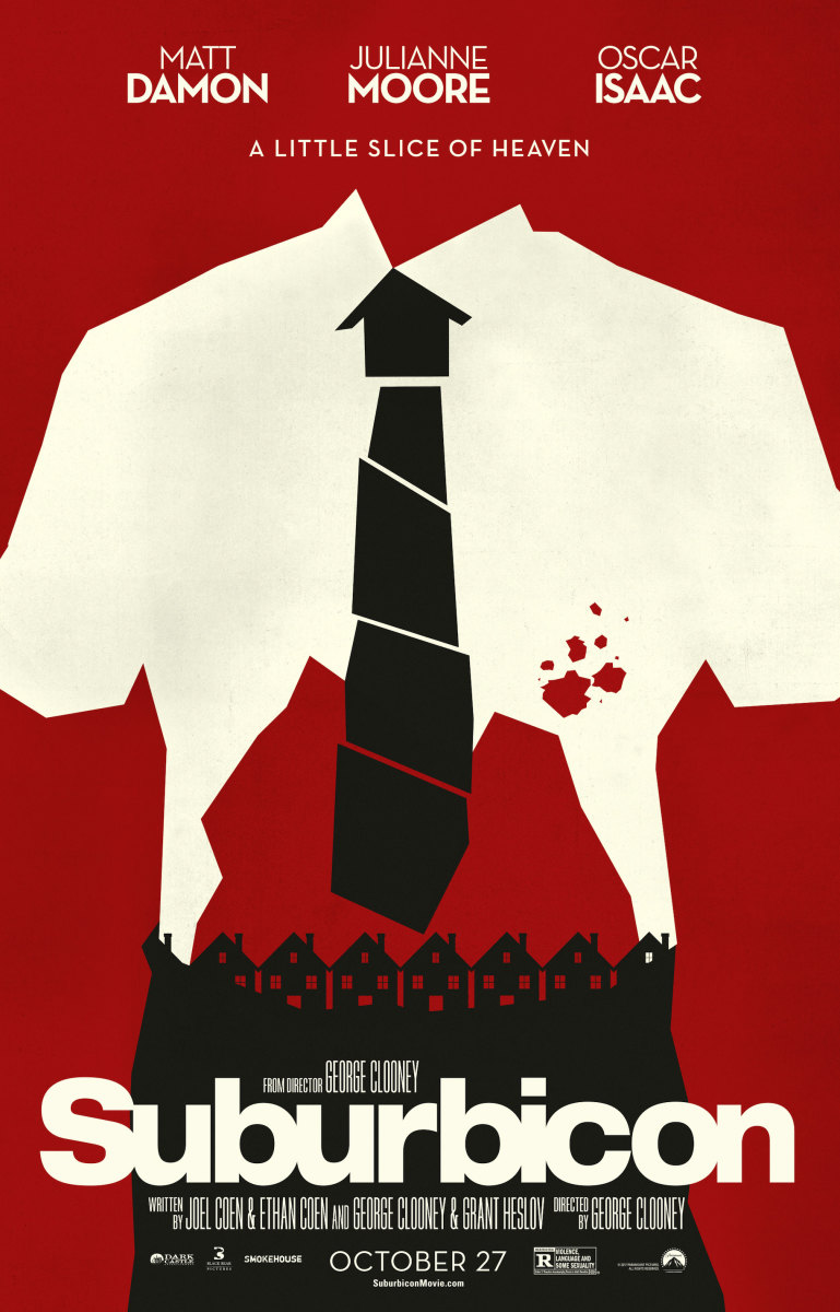 Suburbicon: Movie Review