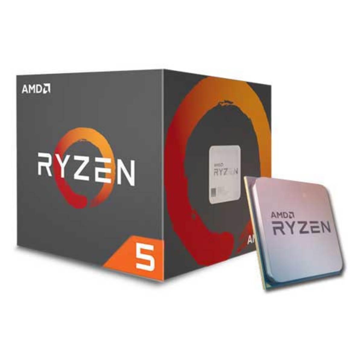 November 2017 AMD Ryzen Gaming PC Build