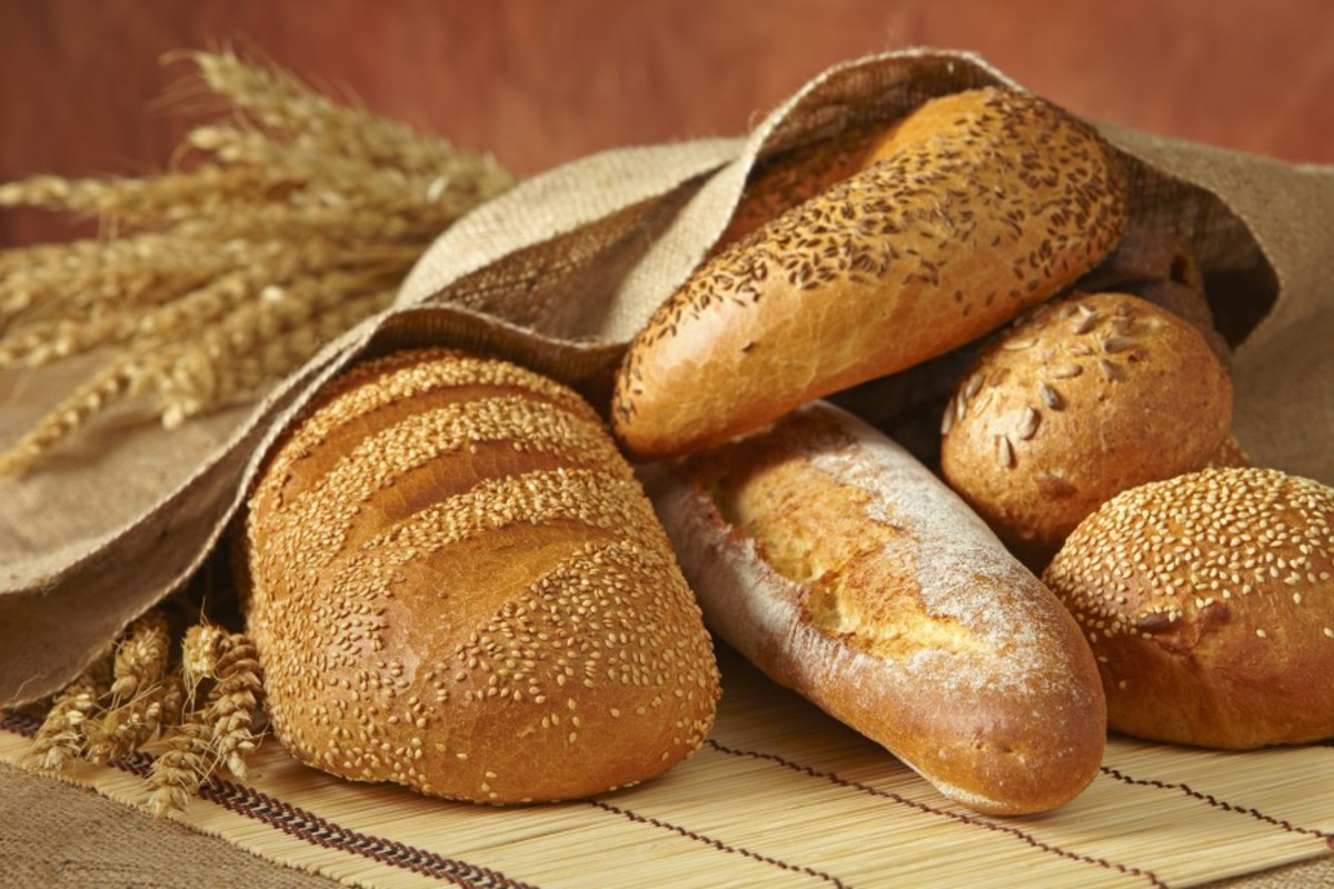 Biblical Foods: Bread