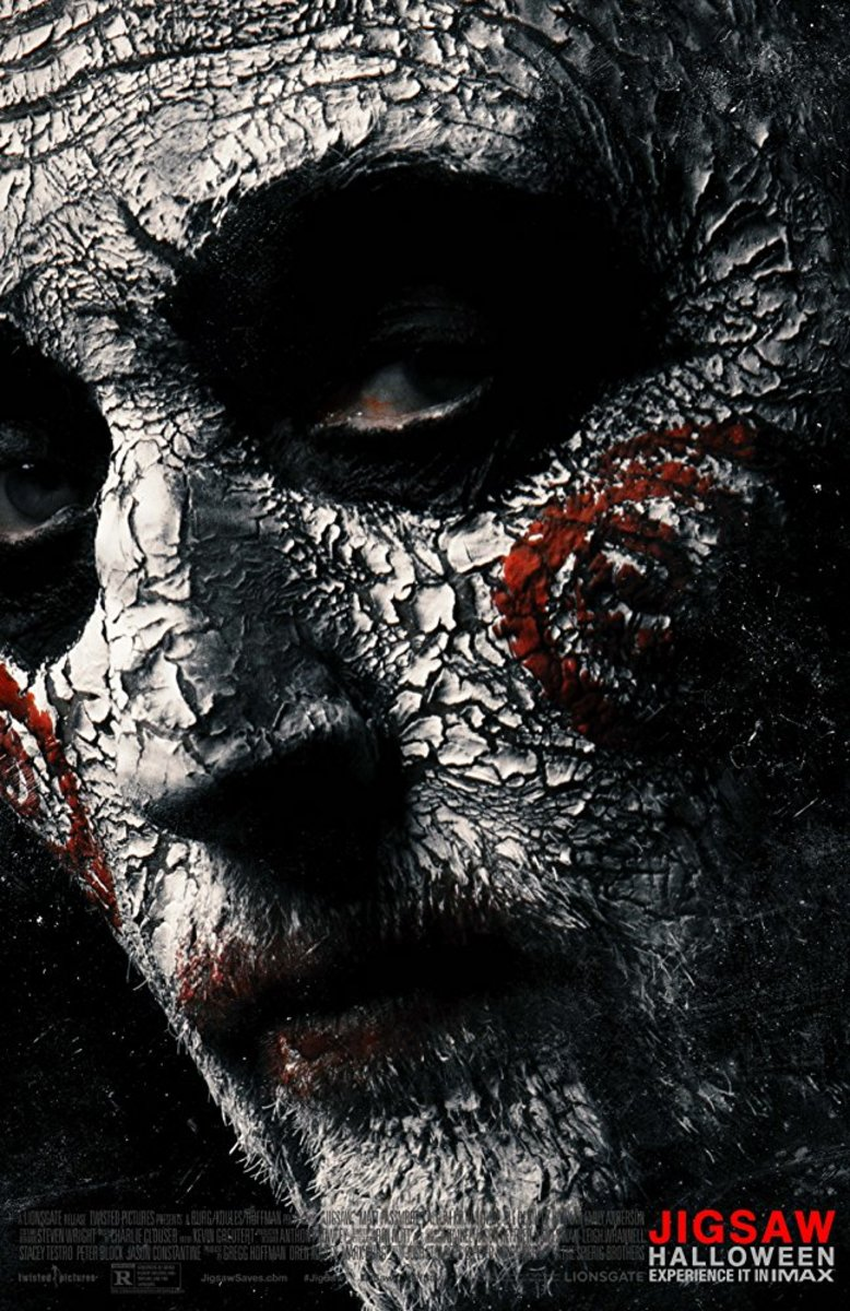 Jigsaw: A Bland, Unimaginative, and Shoddily Written Mess That Offers Nothing New