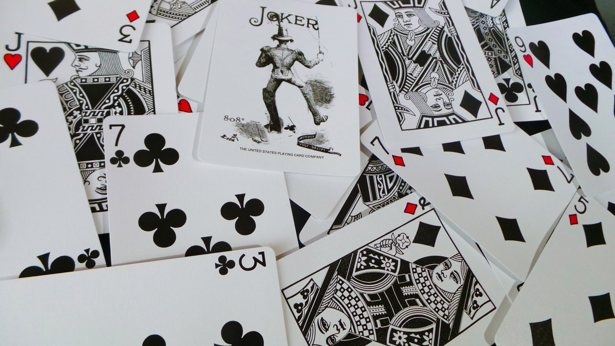 How to use playing cards to answer questions about love.