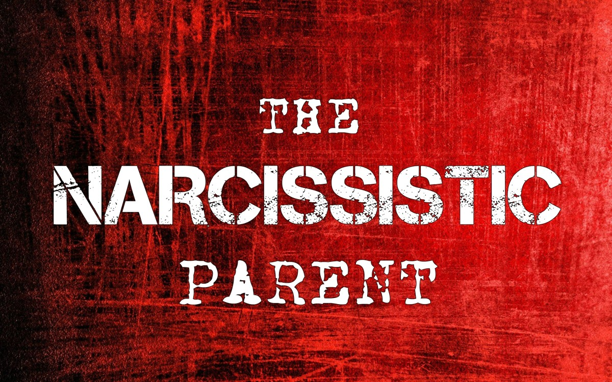 The Narcissistic Parent Of Special >> The Narcissistic Parent Wehavekids