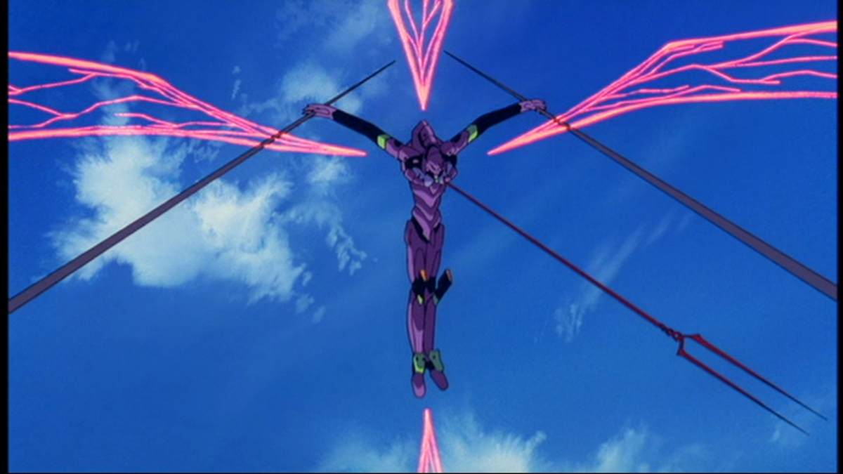 Why Aren't Christians Offended by Neon Genesis Evangelion?