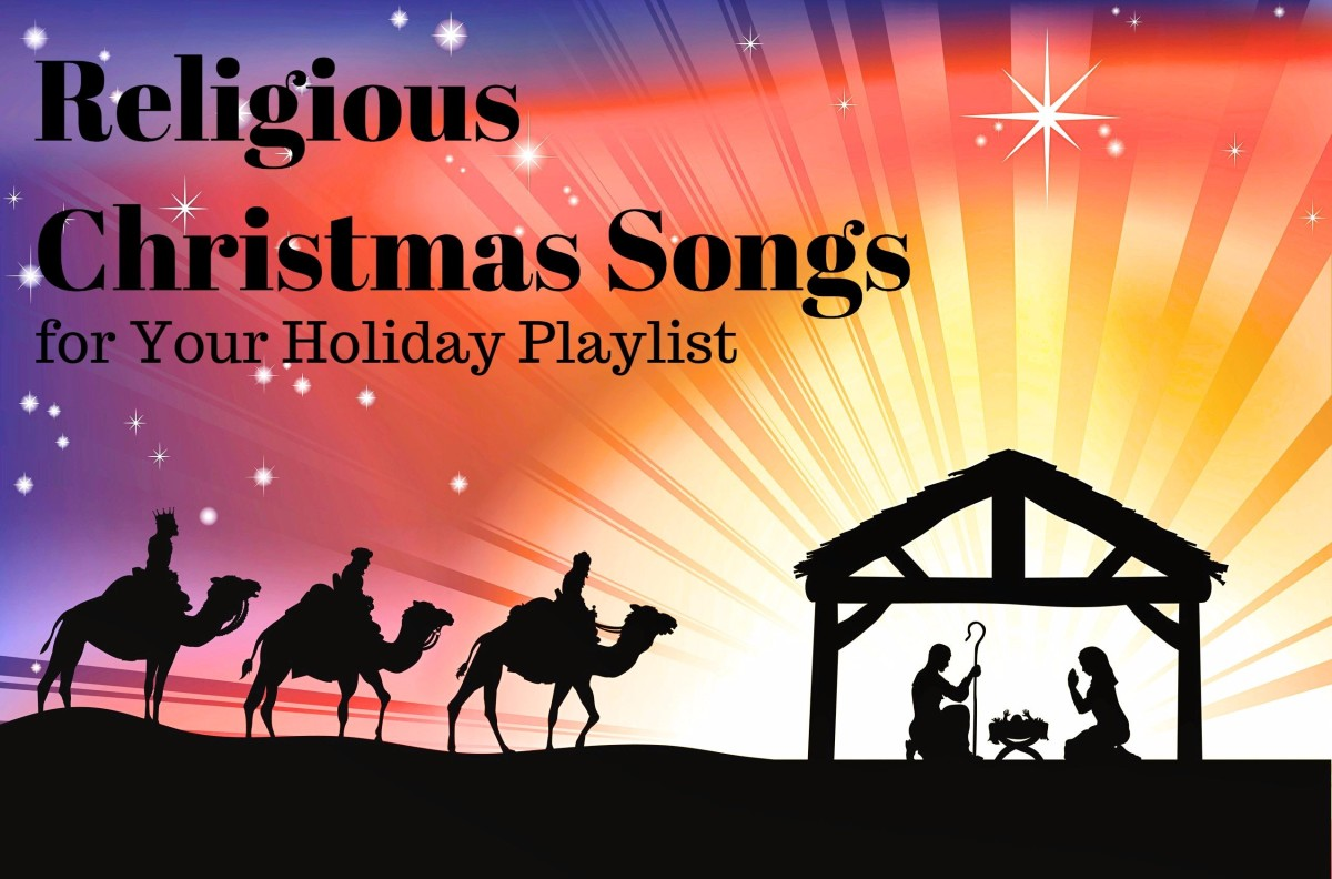 Make a playlist of religious Christmas carols to celebrate the holiday season.  We have favorite Christmas songs from popular pop, rock, country, R&B, and contemporary Christian artists. Celebrate His birth with beautiful Christmas music.