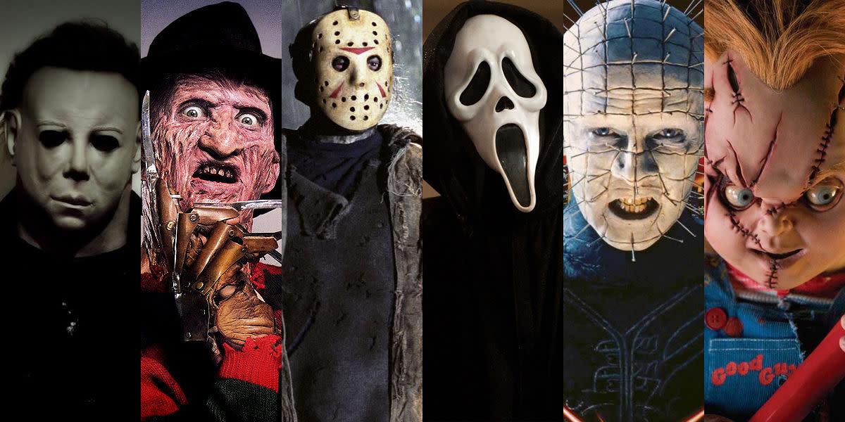 31 Days of Halloween Movie Marathon 2017