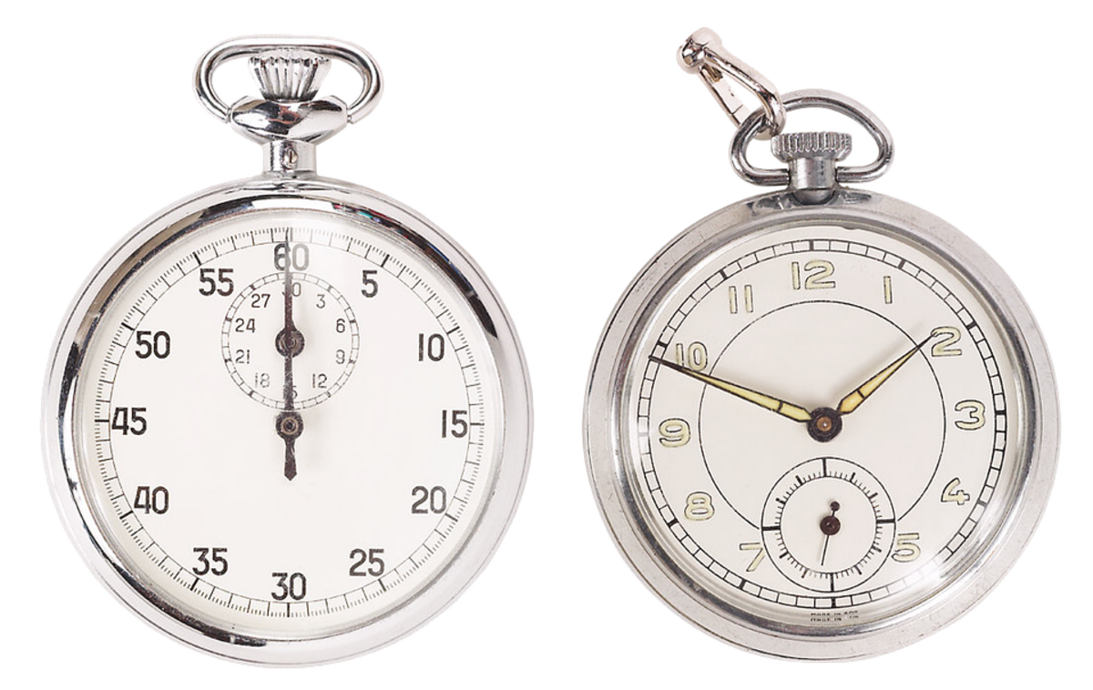 This graphic may resemble the item I talk about in my narrative, but I know is not the real pocket watch.