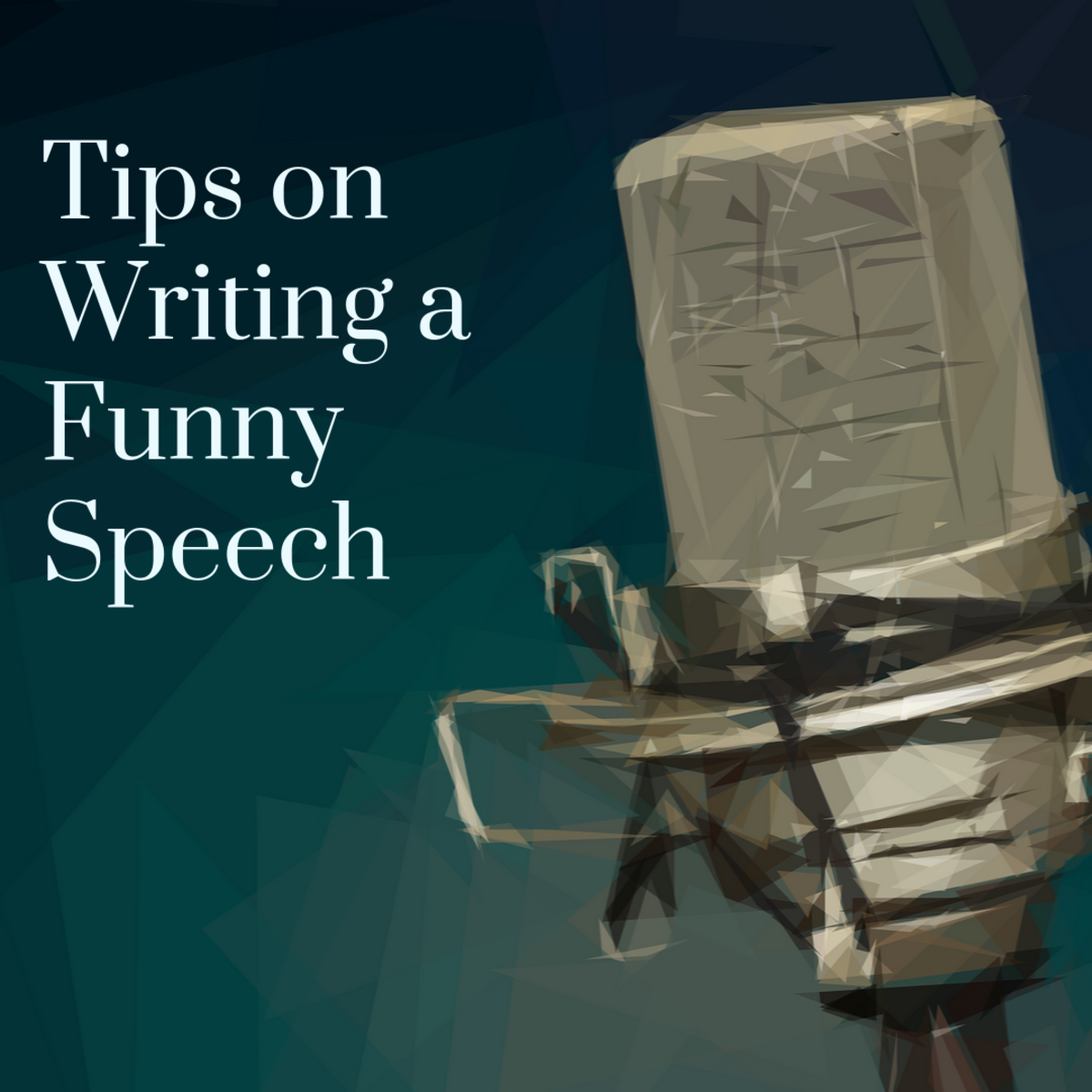 How to Write a Funny Speech