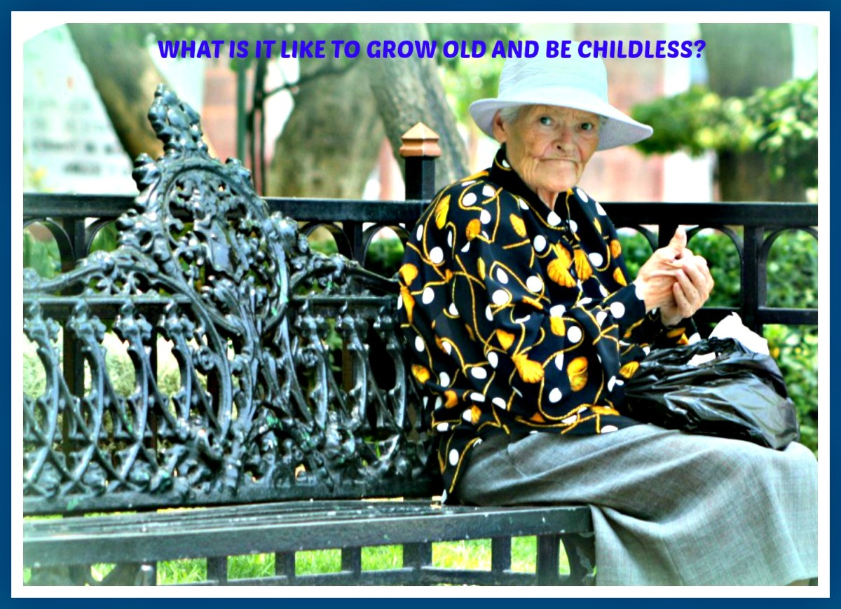 What Is It Like to Grow Old and Be Childless?