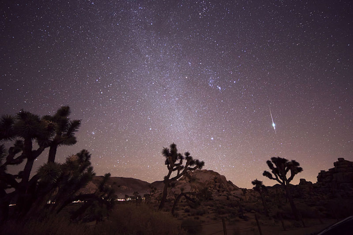 The Taurids Meteor Shower-November 11-12
