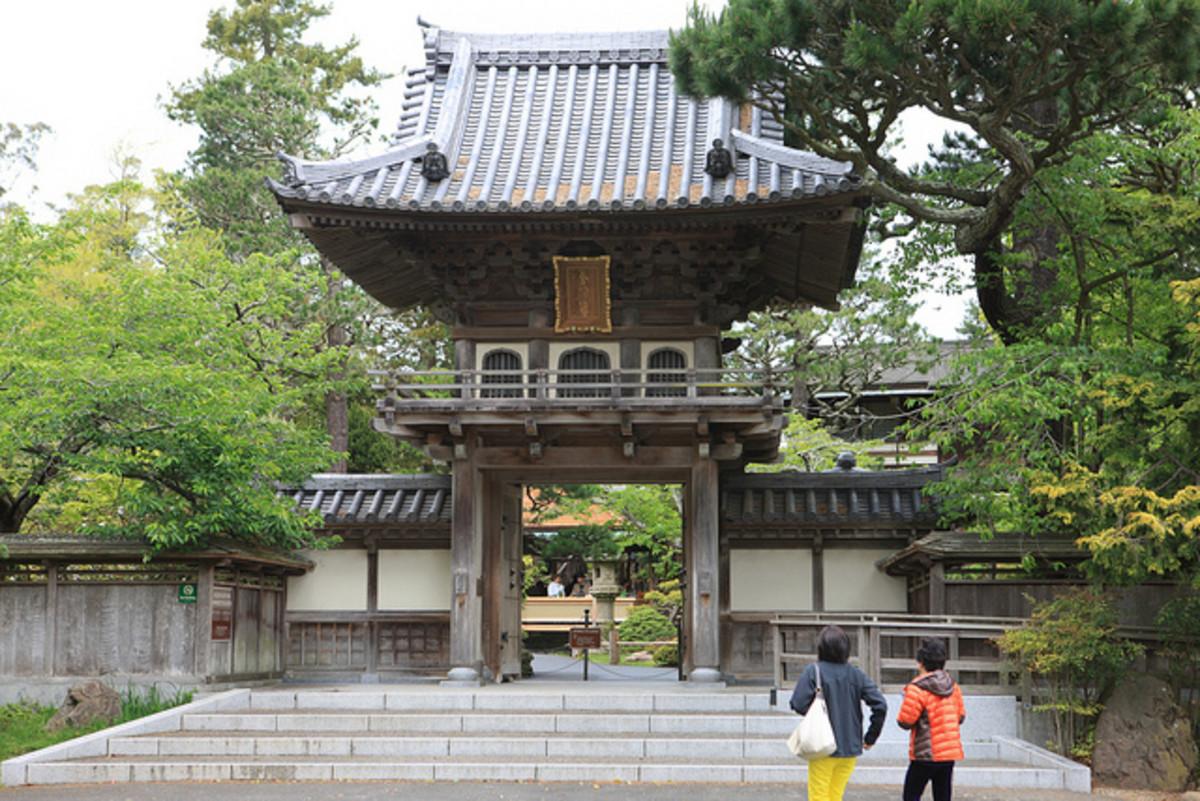 San Francisco History Bits: Visiting the Japanese Tea Garden in Golden Gate Park