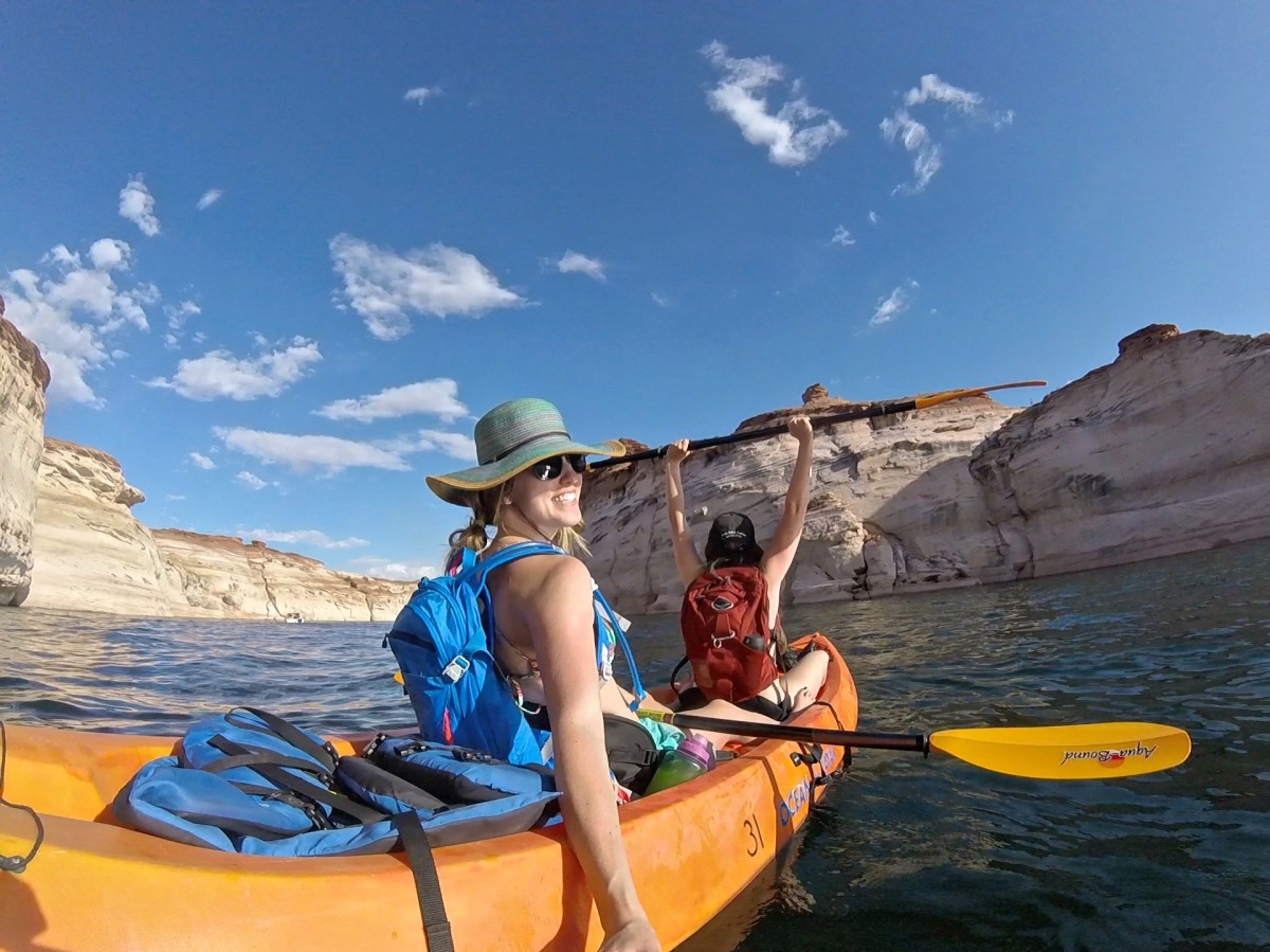 Exploring Antelope Canyon, Lake Powell