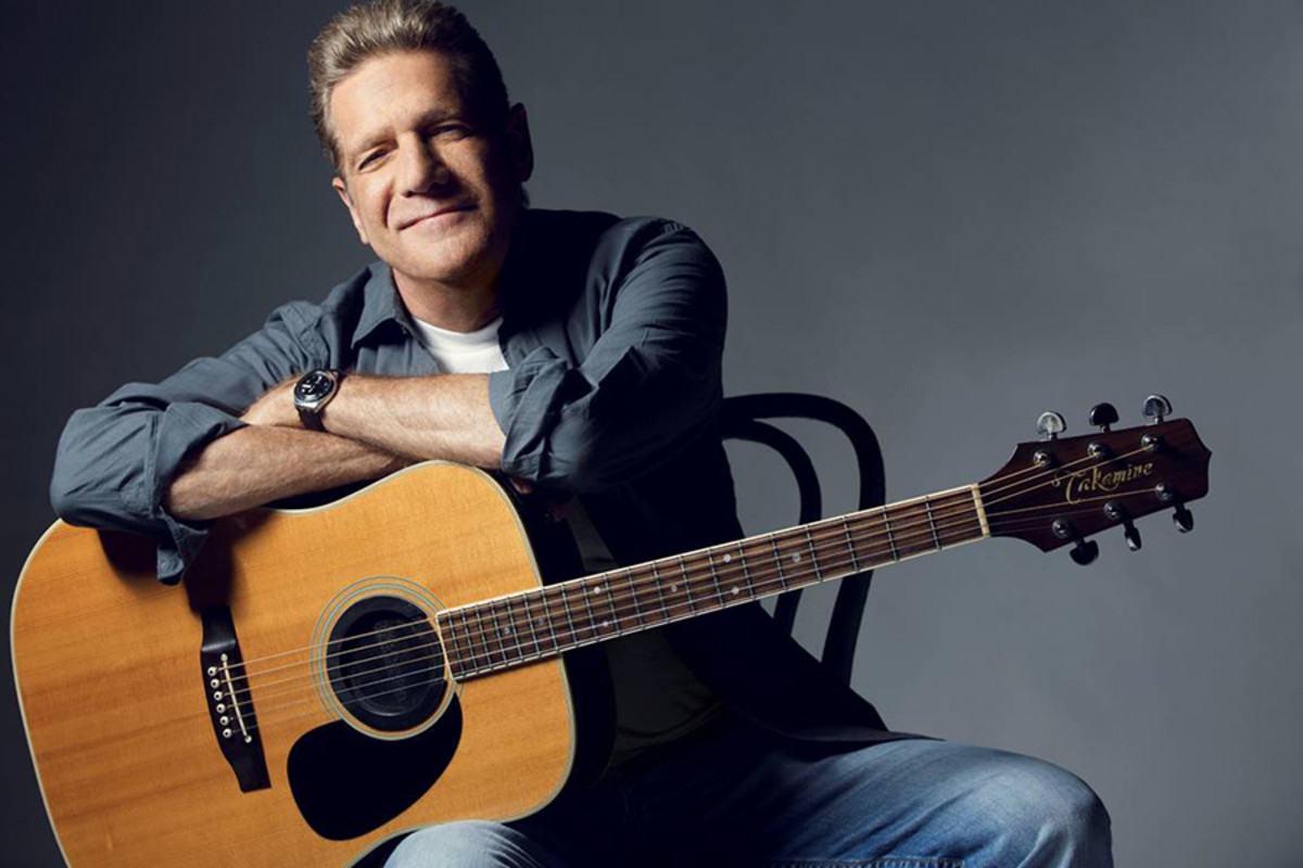 Takamine Signature Guitars: Glenn Frey vs. Garth Brooks