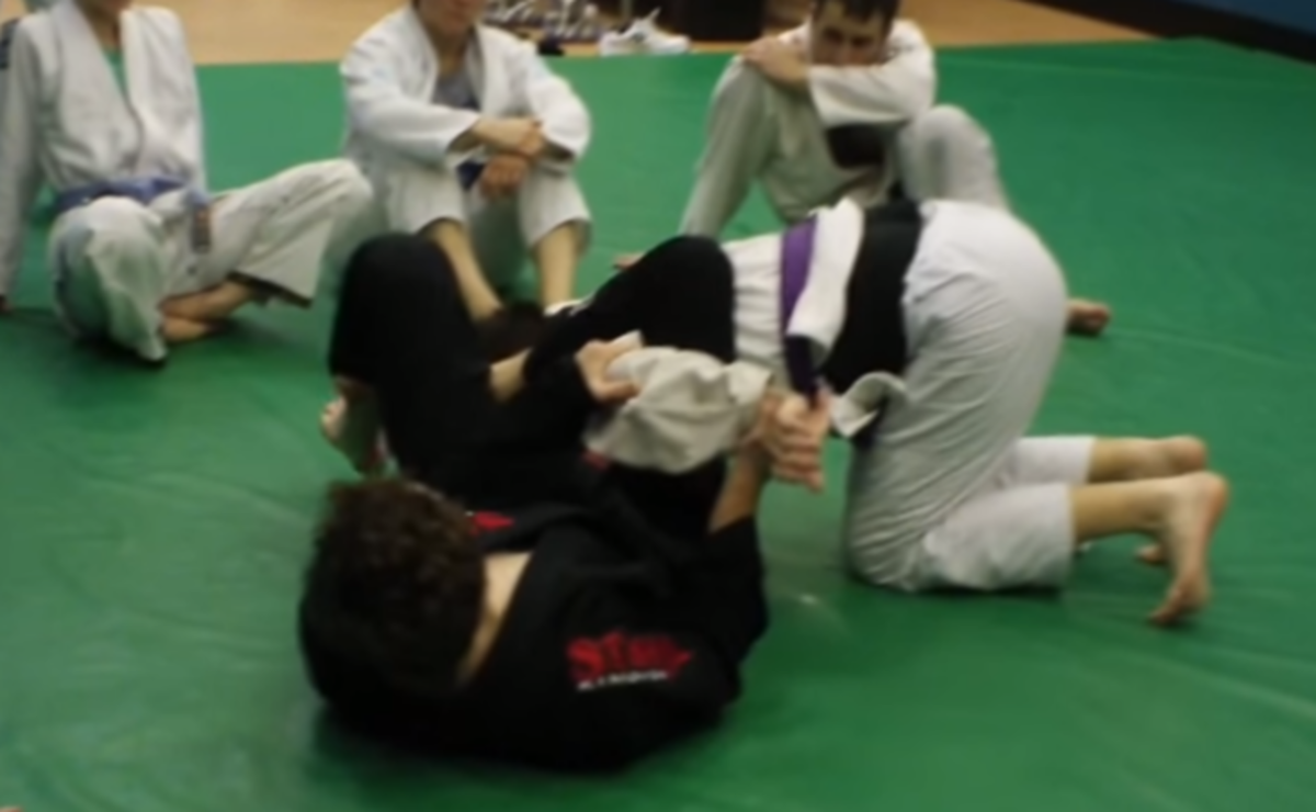 Combinations in BJJ
