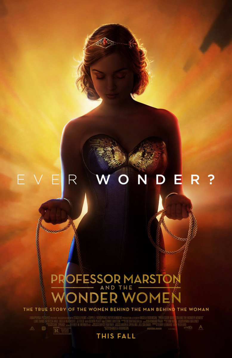 """Professor Marston and the Wonder Women"": A Millennial's Movie Review"