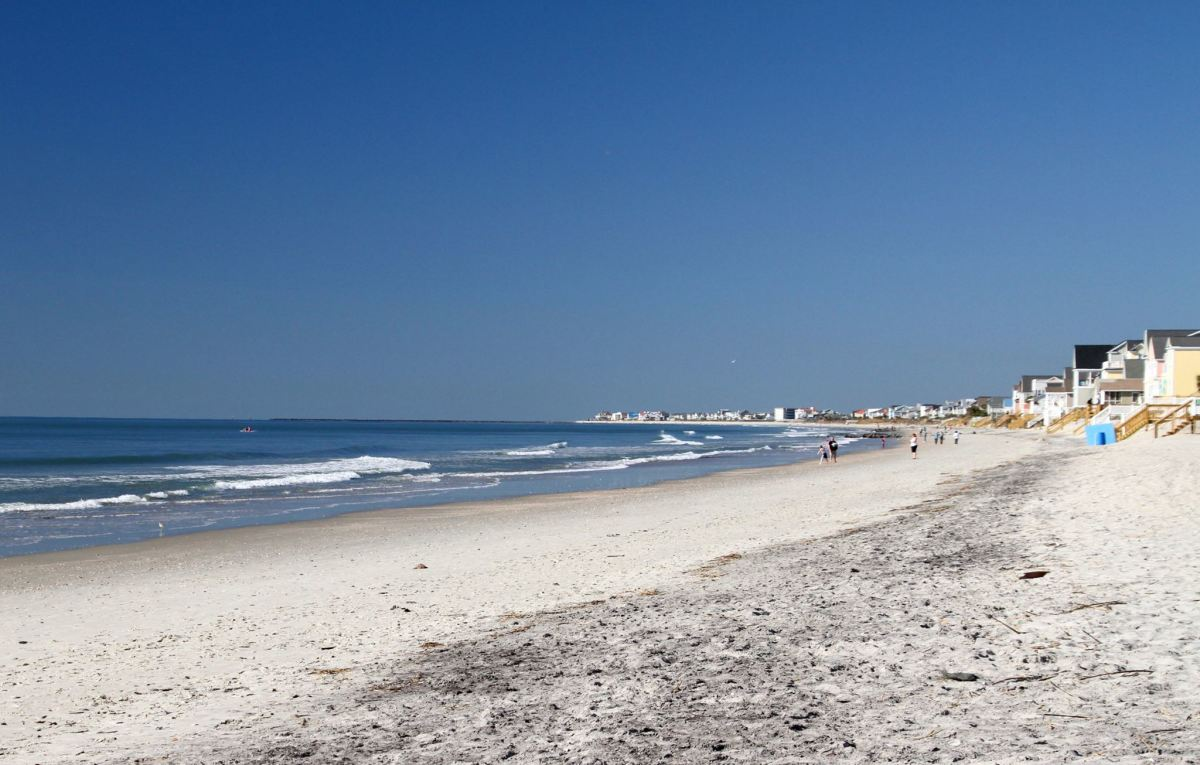 A South Carolina Beach