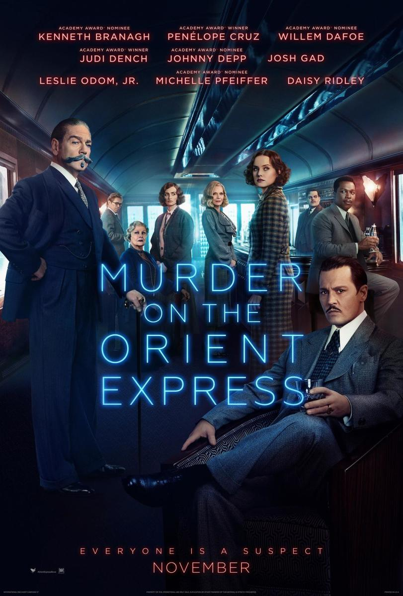 Murder on the Orient Express (2017): Movie Review