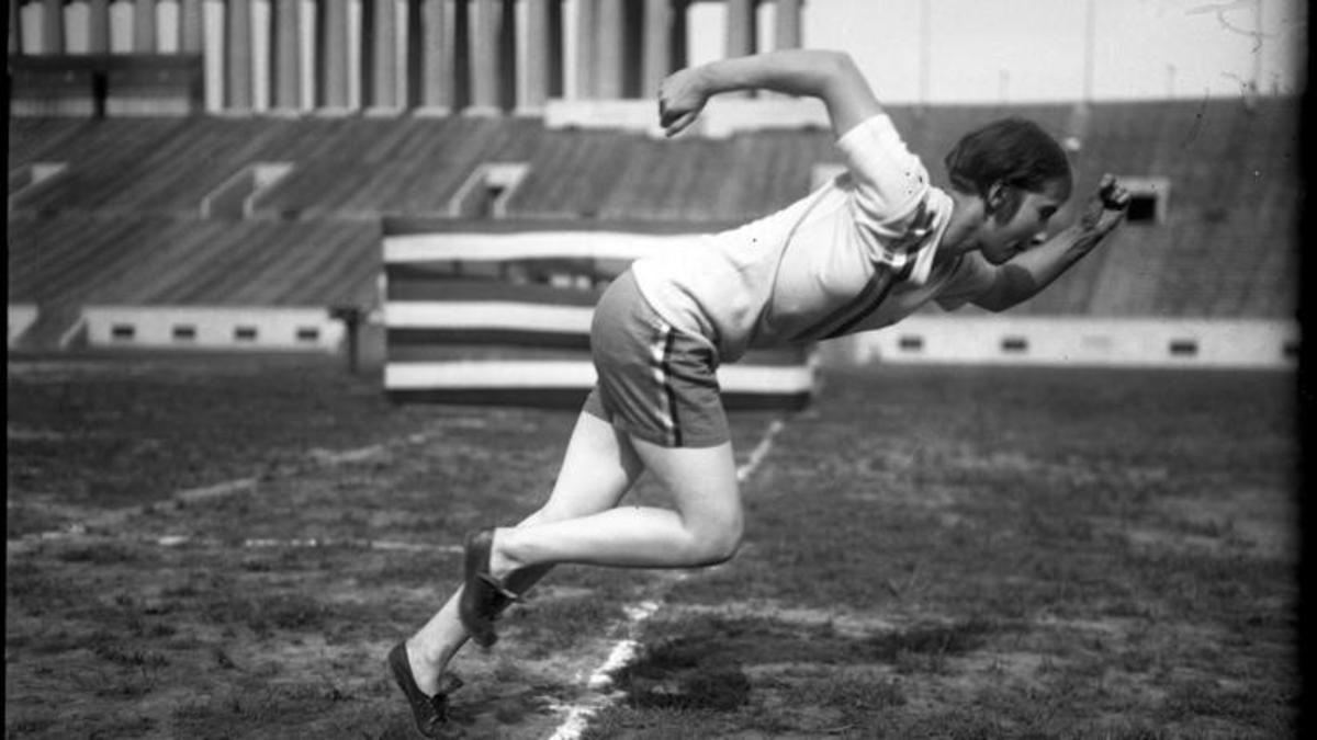 Betty Robinson and the Triumph of the Early Olympic Women (Book Review)