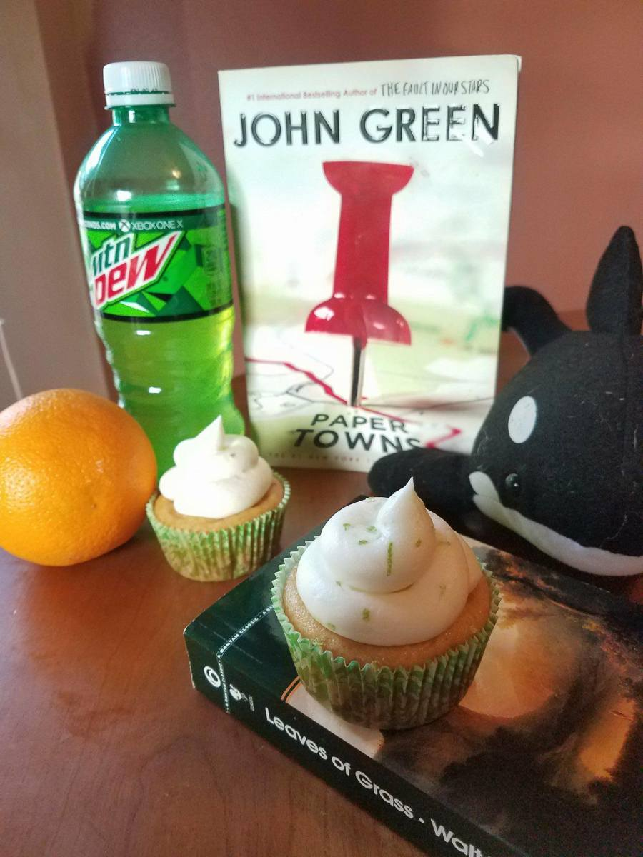 Paper Towns Book Discussion and Recipe