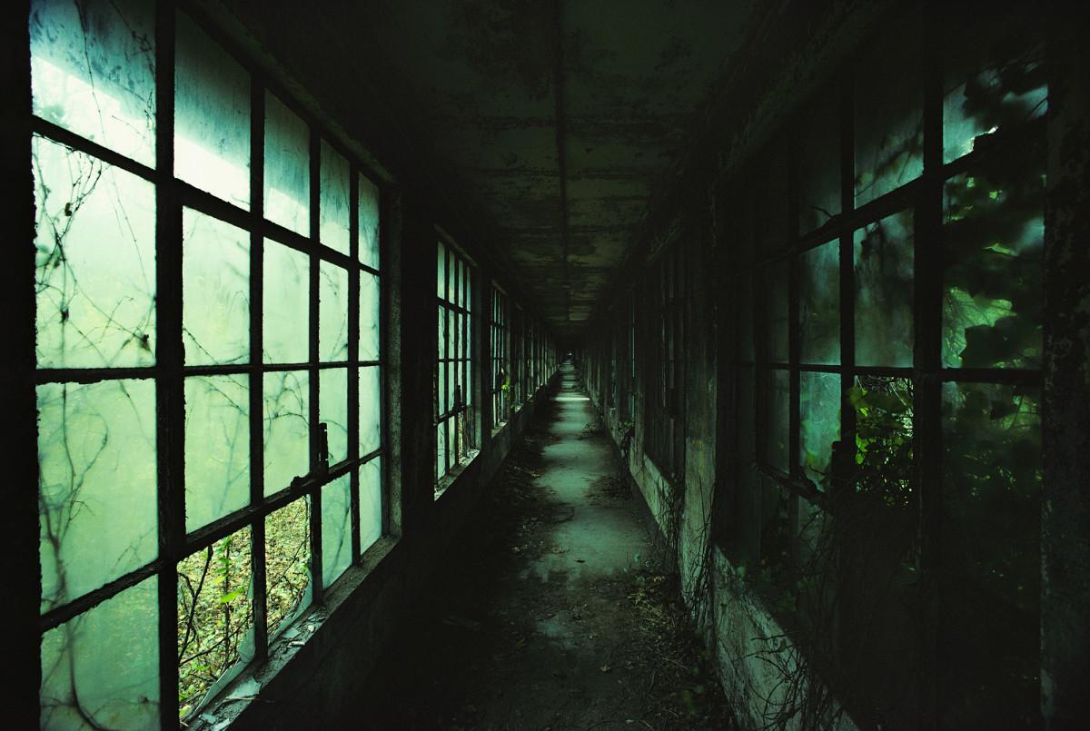 A Stroll Through Horror-Hallway