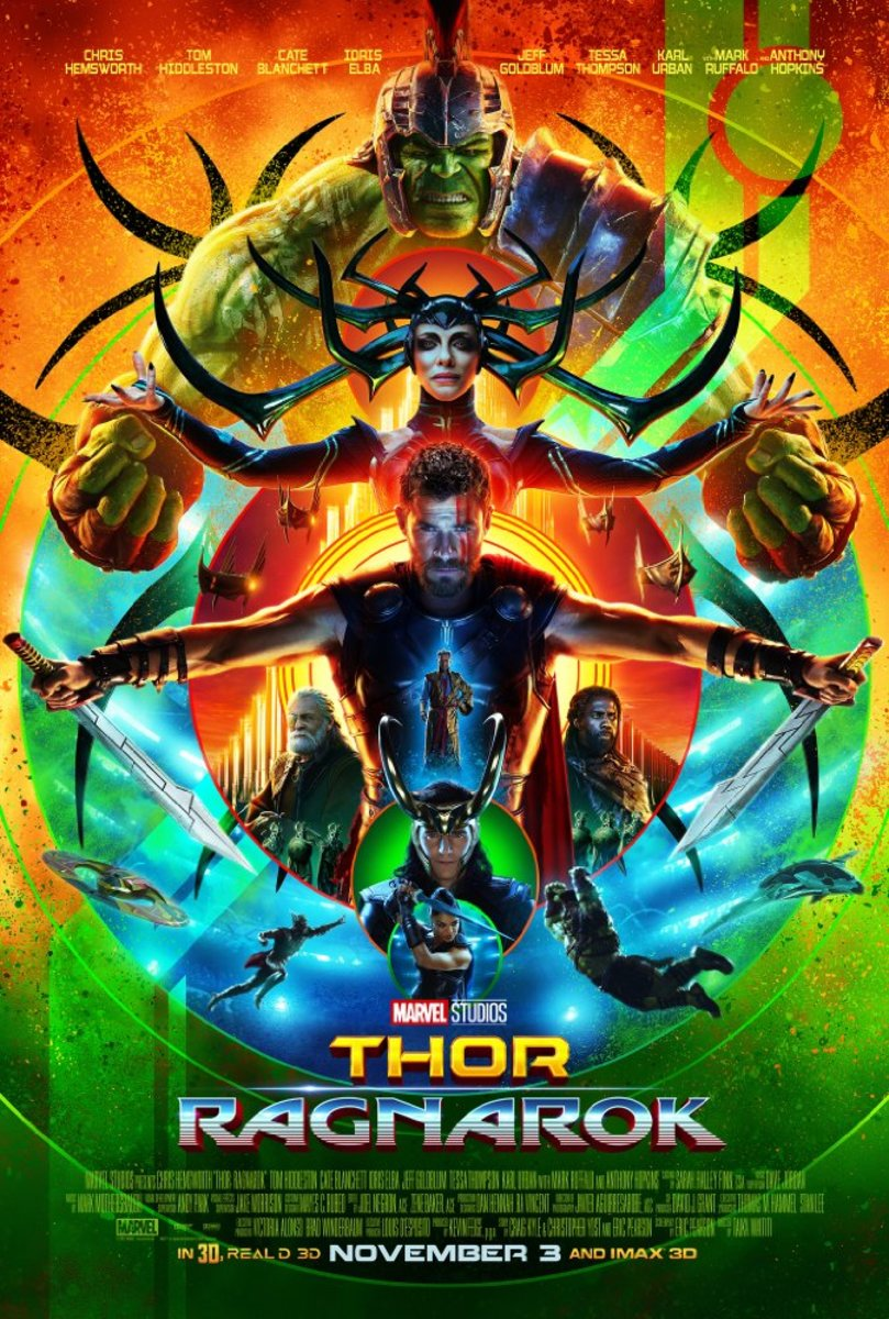 Thor: Ragnarok: An Imperfect but Hilarious, Adrenaline-Pumping Film