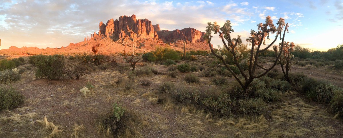 Great Hikes: Lost Dutchman State Park, Apache Junction, AZ