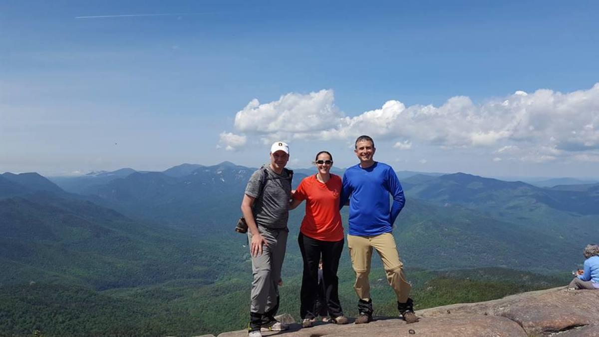 Adirondack Hike: Giant and Rocky Peak Ridge