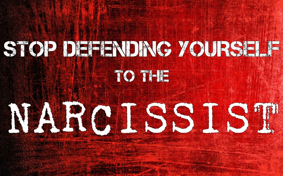 Why You Should Stop Defending Yourself to a Narcissist