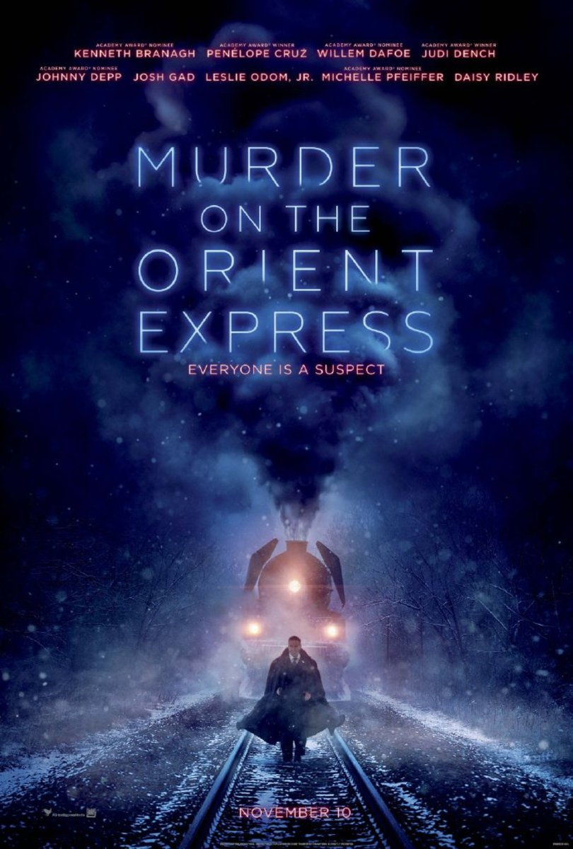 New Review: Murder on the Orient Express (2017)
