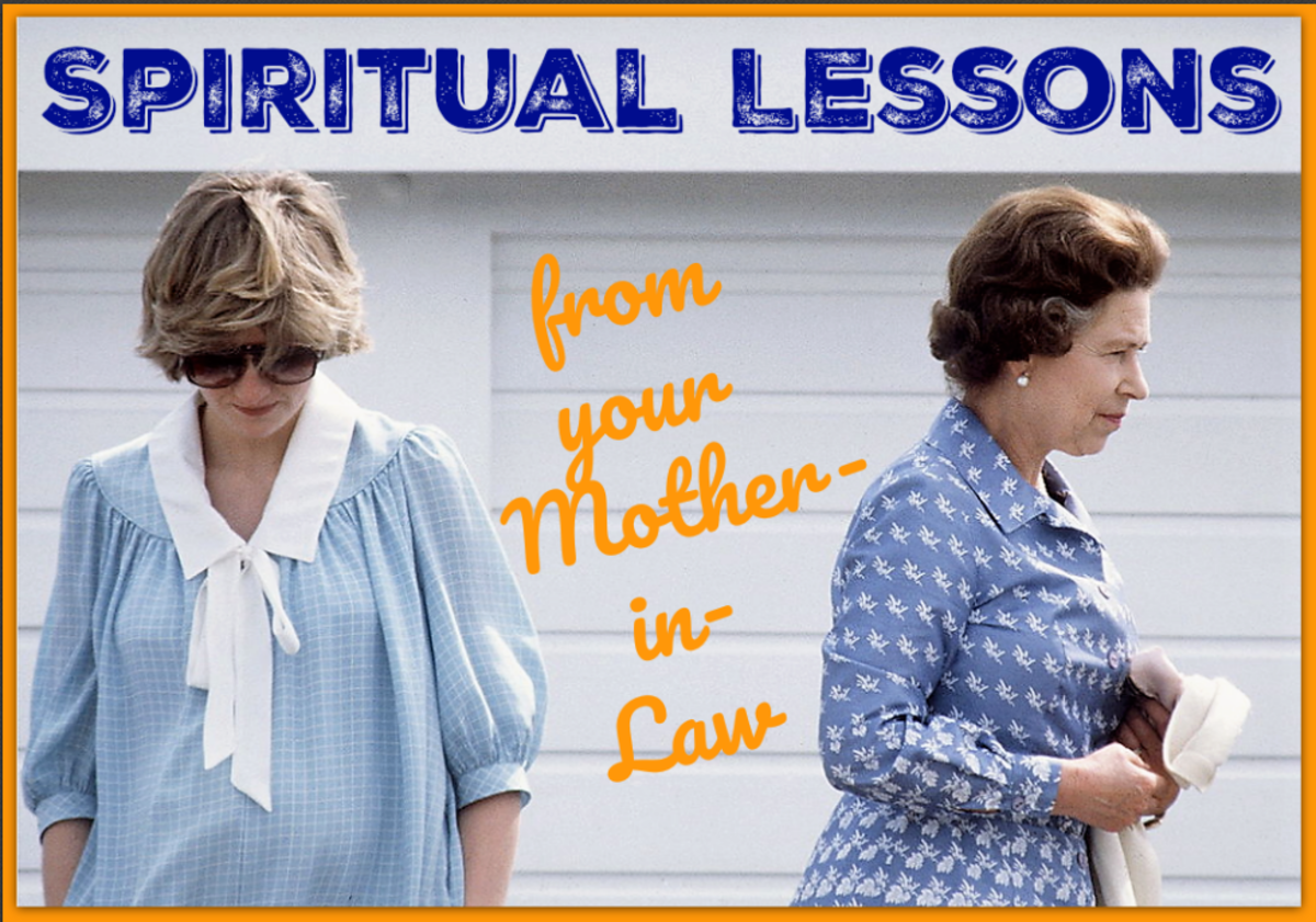 7 Spiritual Lessons From Your Narcissistic Mother-in-Law