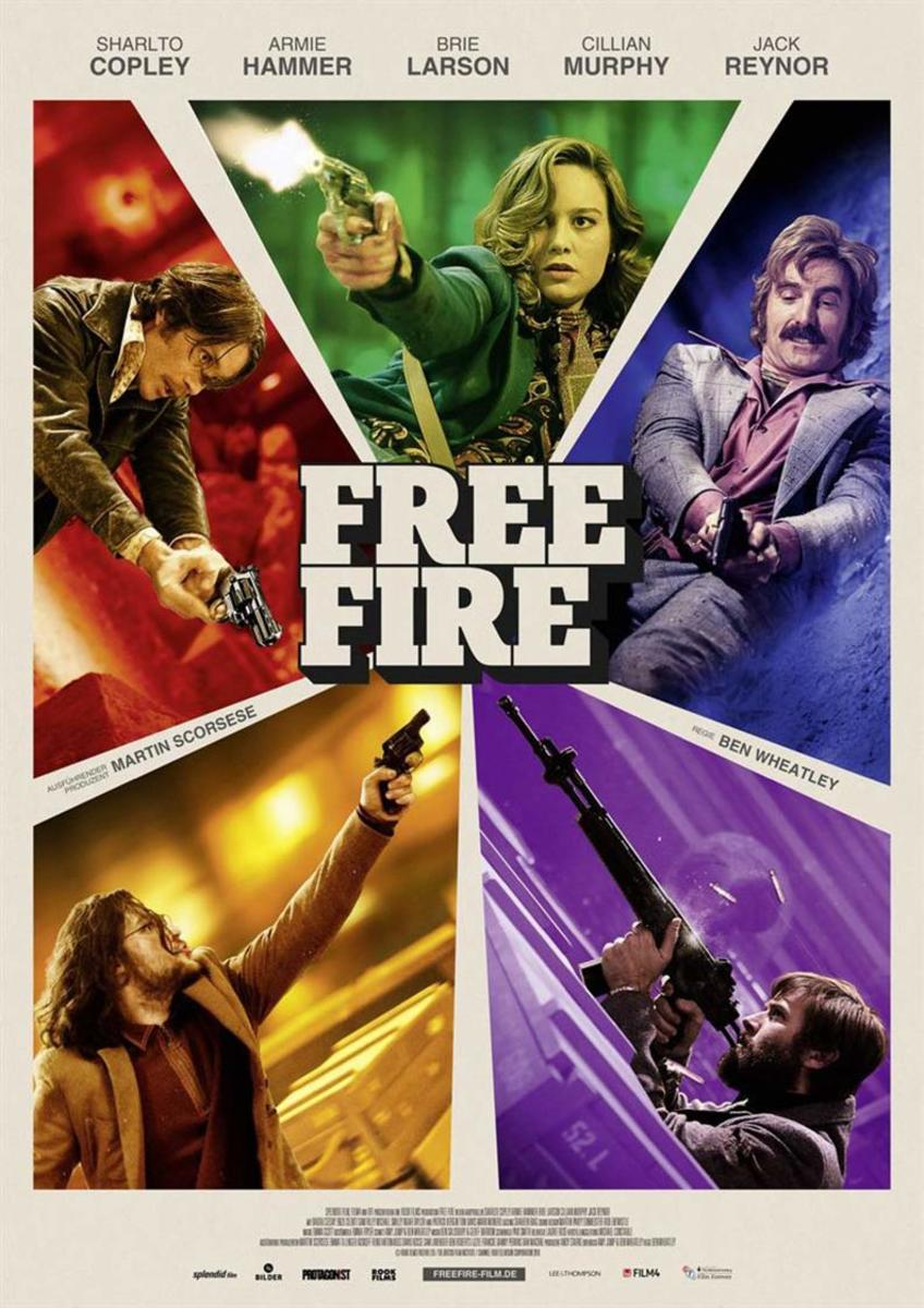 New Review: Free Fire (2017)