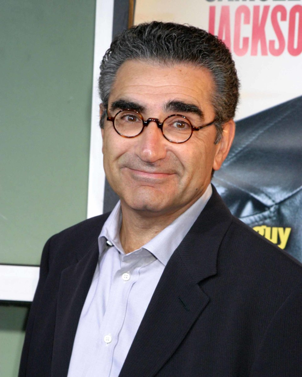 Eugene Levy took classes at the Second City in Toronto. He went on to star in such classics as: Club Paradise, Best in Show, and the American Pie franchise.