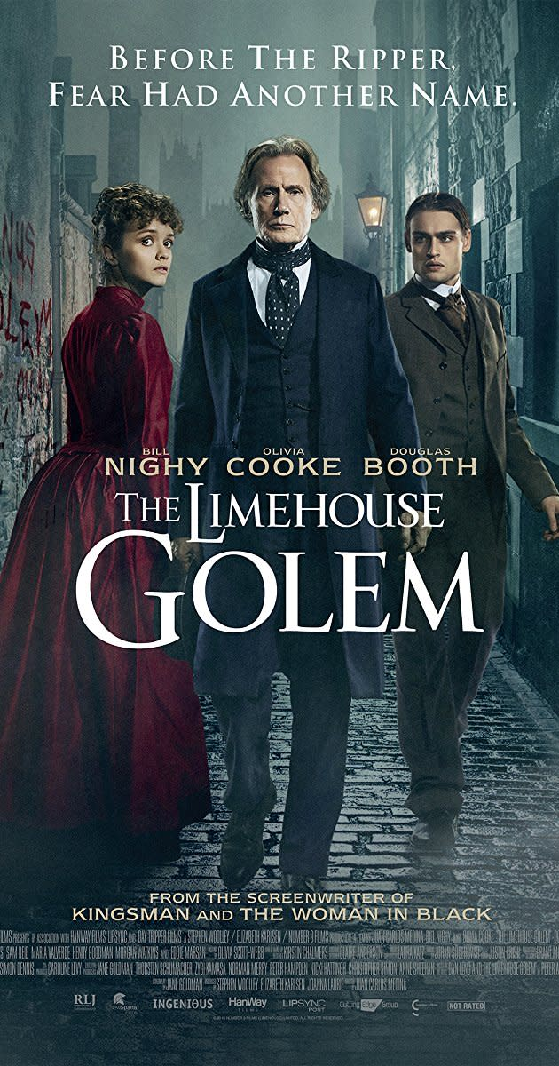 New Review: The Limehouse Golem (2017)