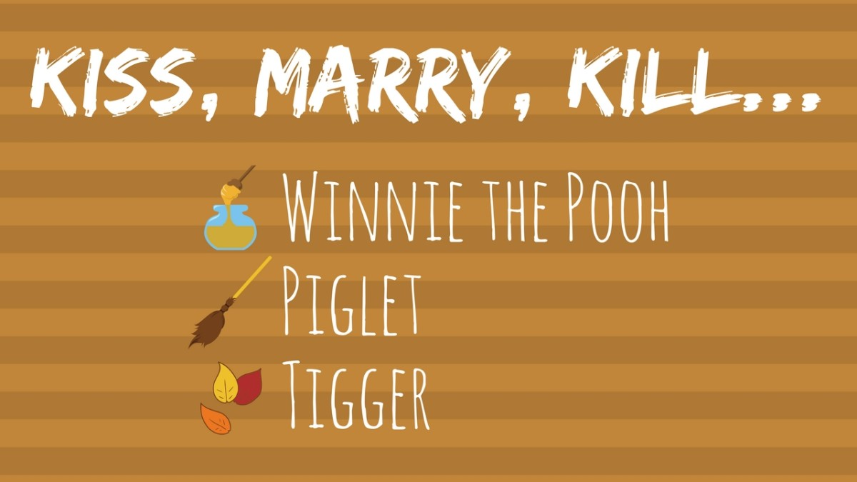 Crazy 'Kiss Marry Kill' Game Questions | HobbyLark