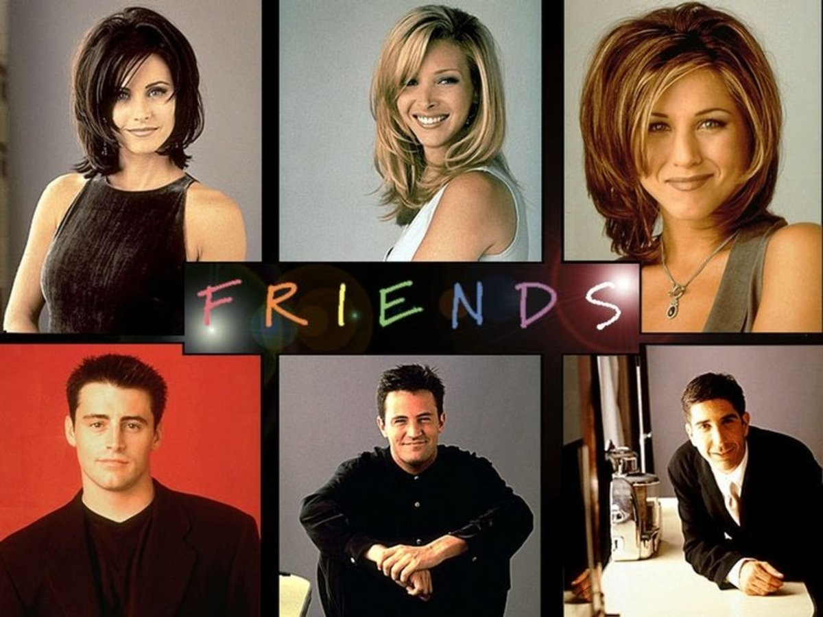 How Much Money Does US Sitcom 'Friends' Make?