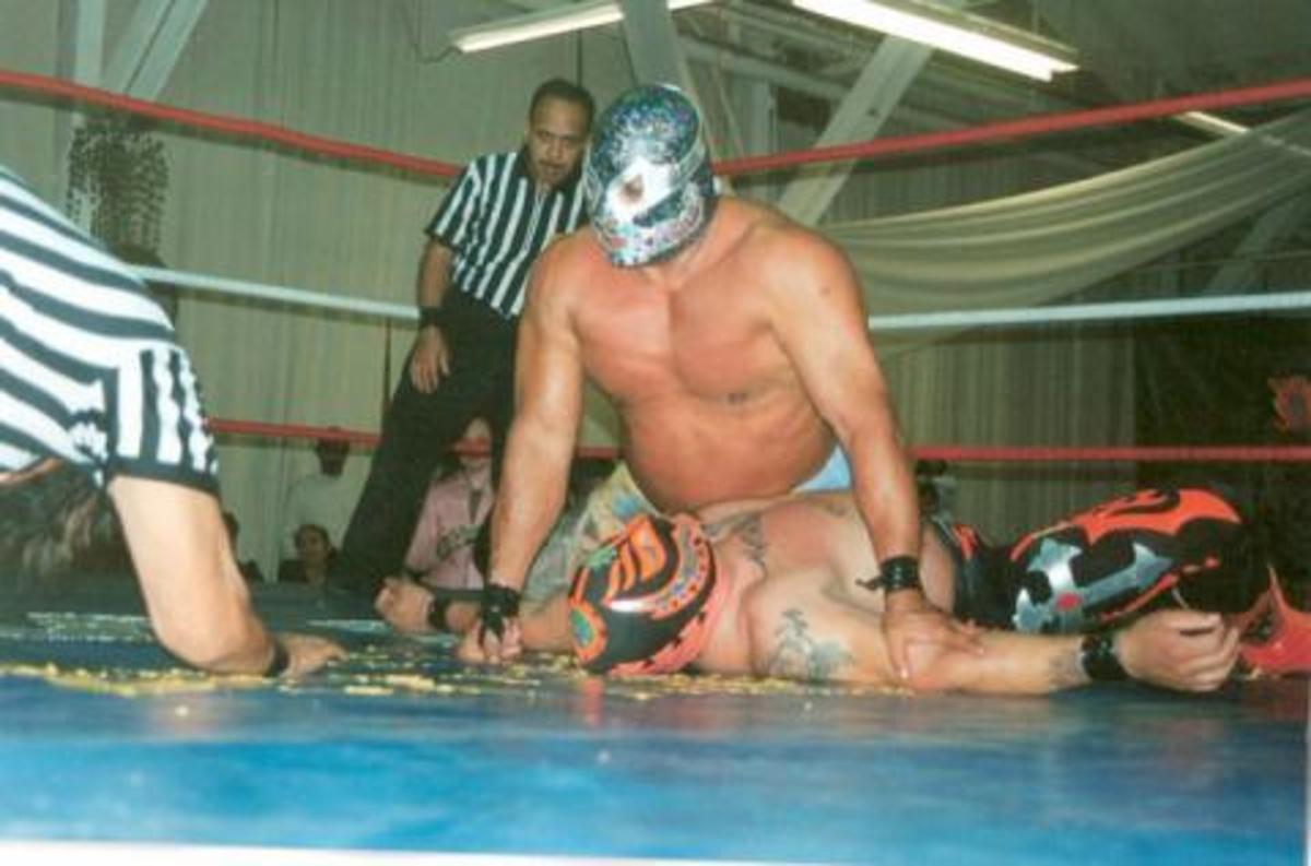 Lucha Tribute: El Canek