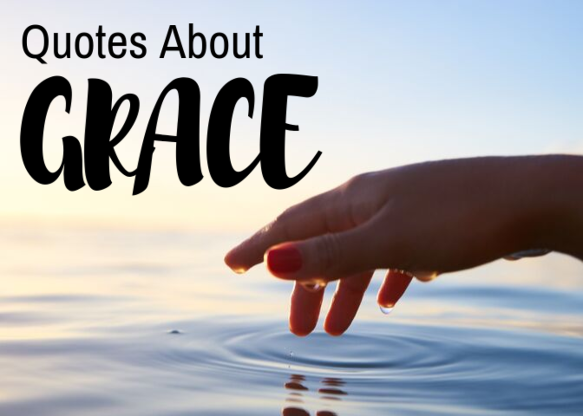 Quotations About Grace