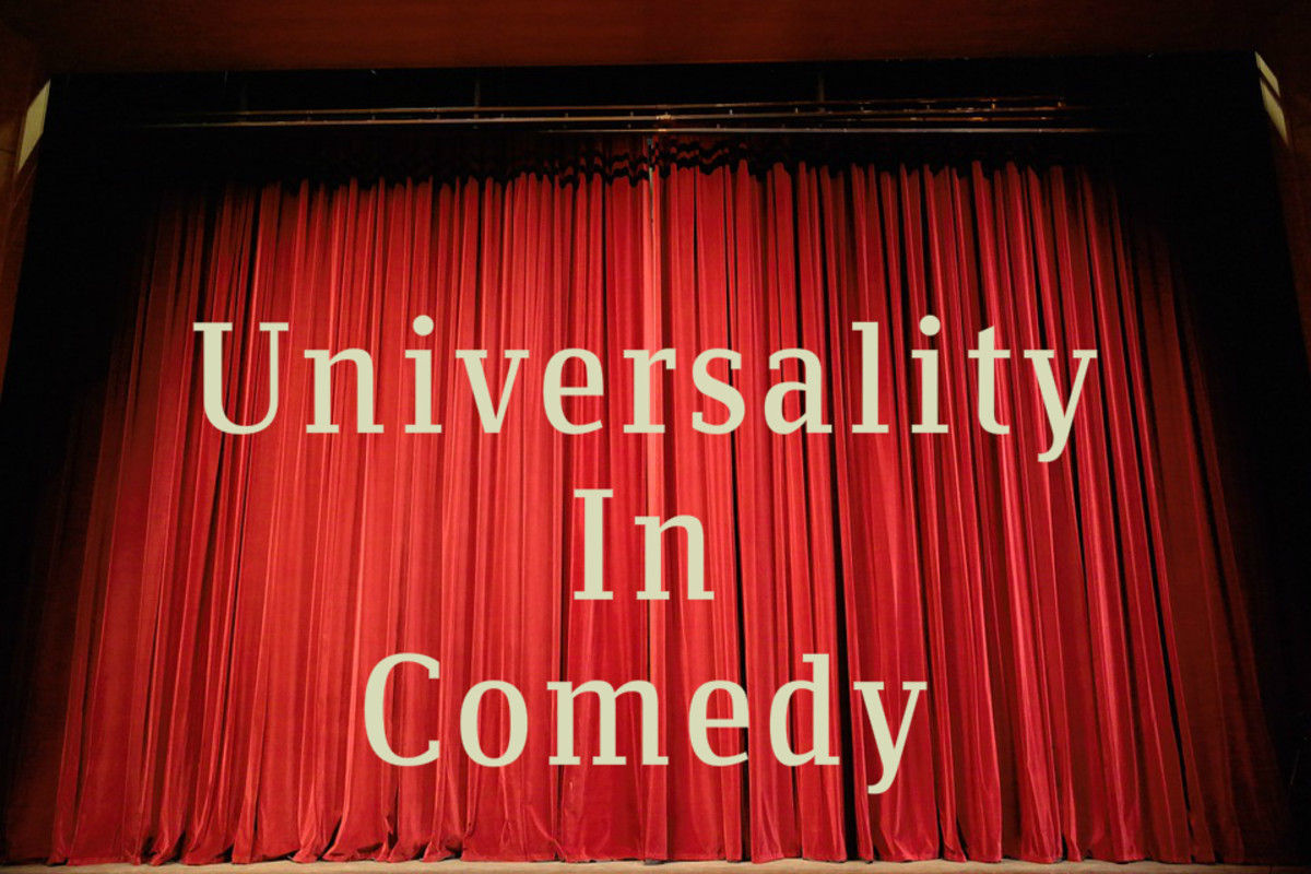 Universality in Comedy: Some Preliminary Concepts and Theory