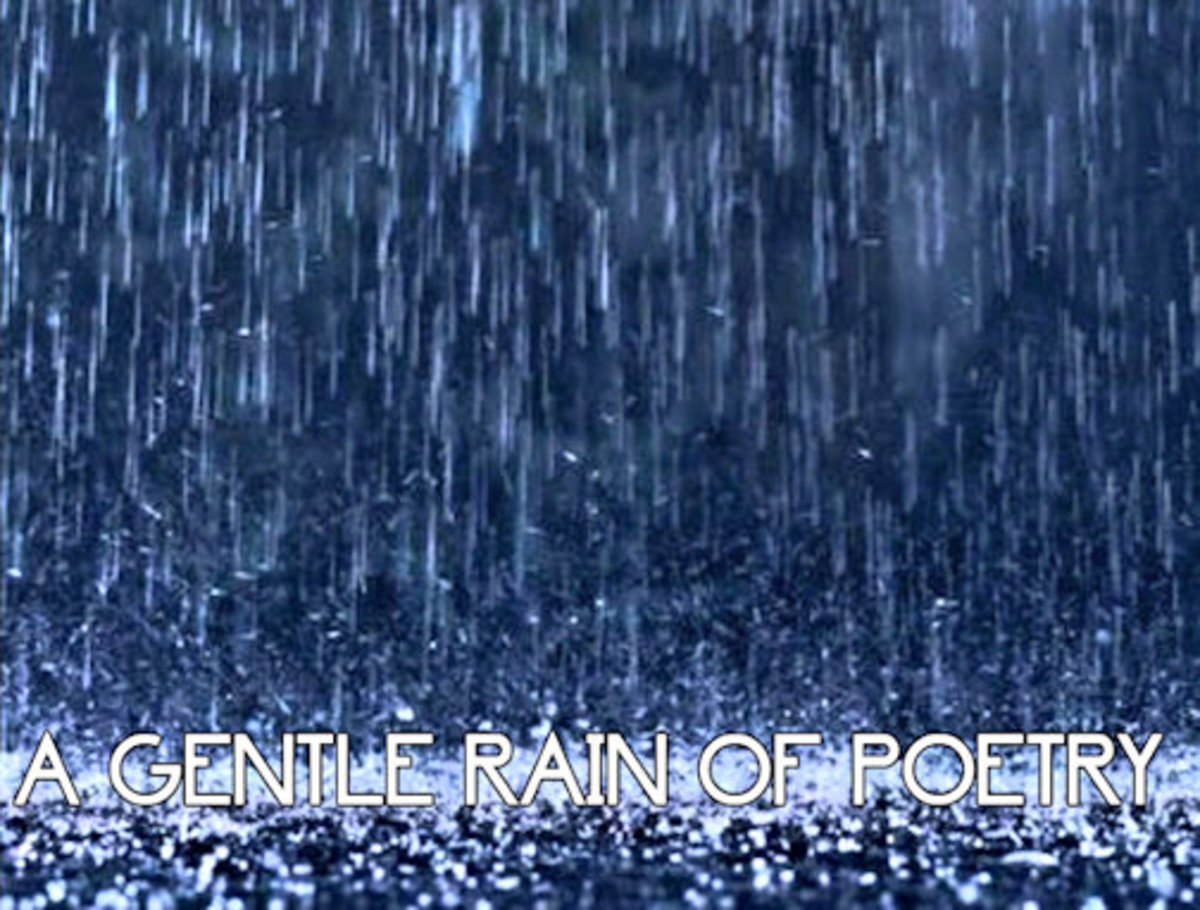 A Gentle Rain of Poetry