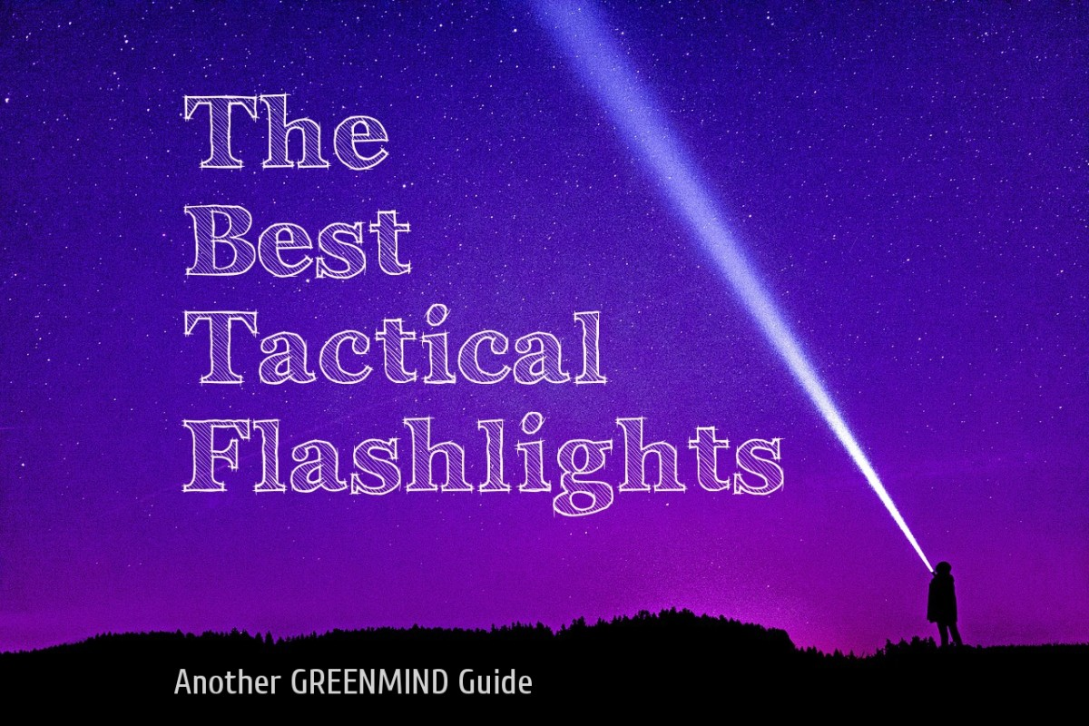 9e9508356f5 The Best Tactical Flashlights