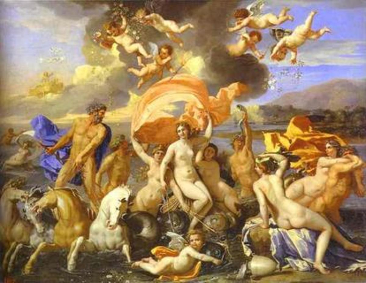7 Greek Gods We Shouldn't Look Up To