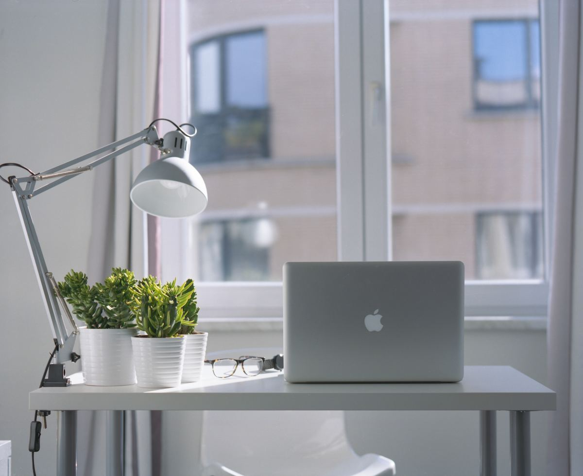 Maintaining a healthy work-space will help you take better care of yourself at work.