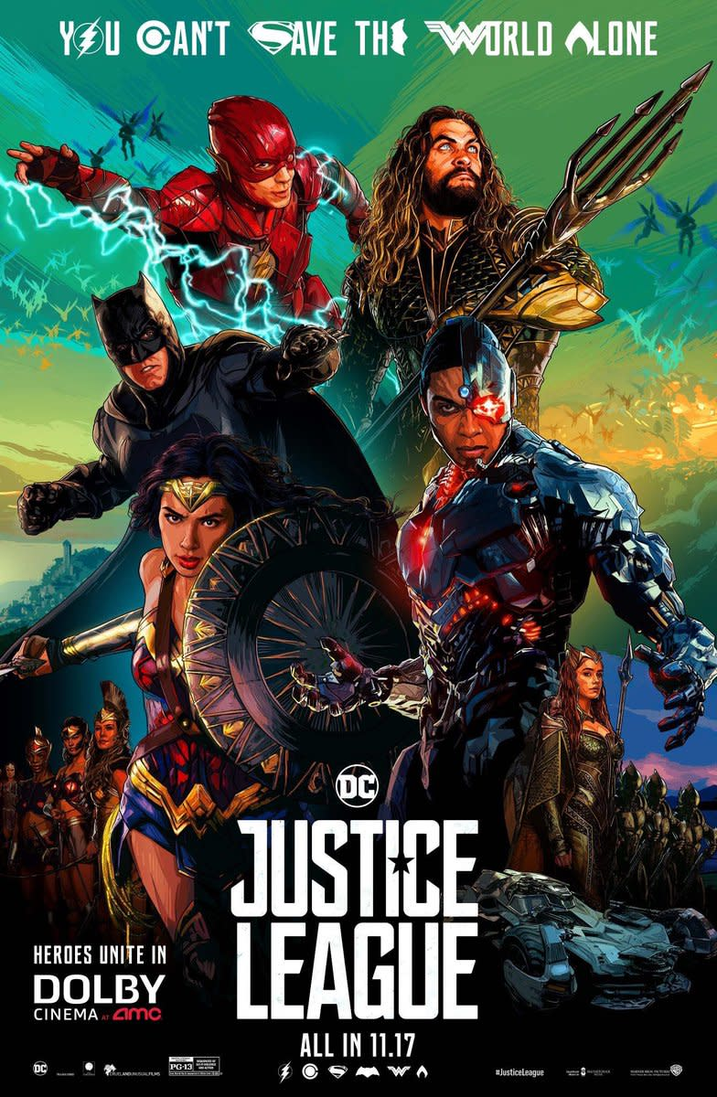 """Justice League"": A Millennial's Movie Review"