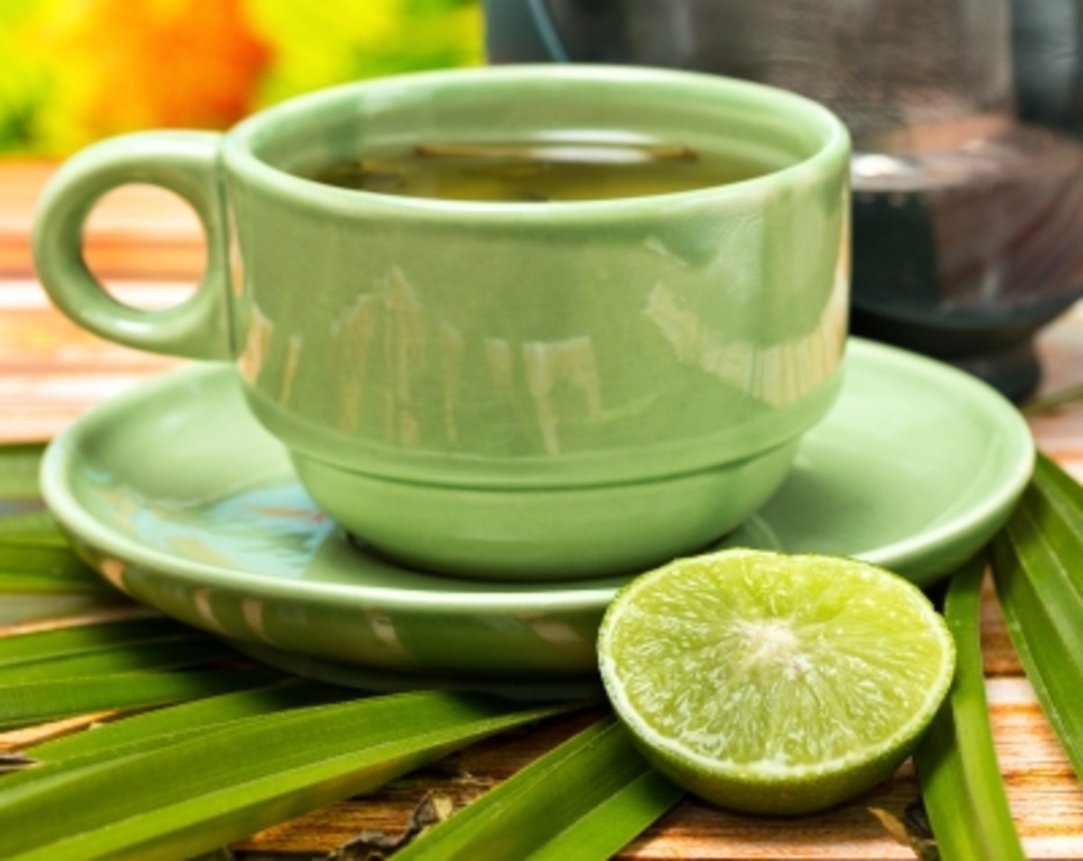 Add honey rather than sugar to your favorite cup of tea or coffee for a healthier beverage.