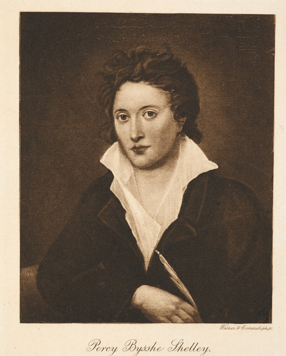 "Analysis of Poem ""Hymn to Intellectual Beauty"" by Percy Bysshe Shelley"