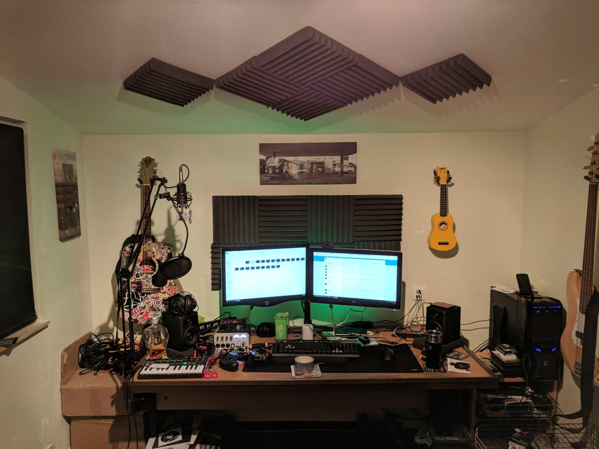 It could be a no-frills laptop or a state-of-the-art media tower, but you're going to need a computer to make music these days.