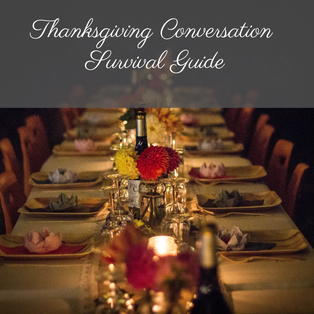 These conversations could save your thanksgiving!