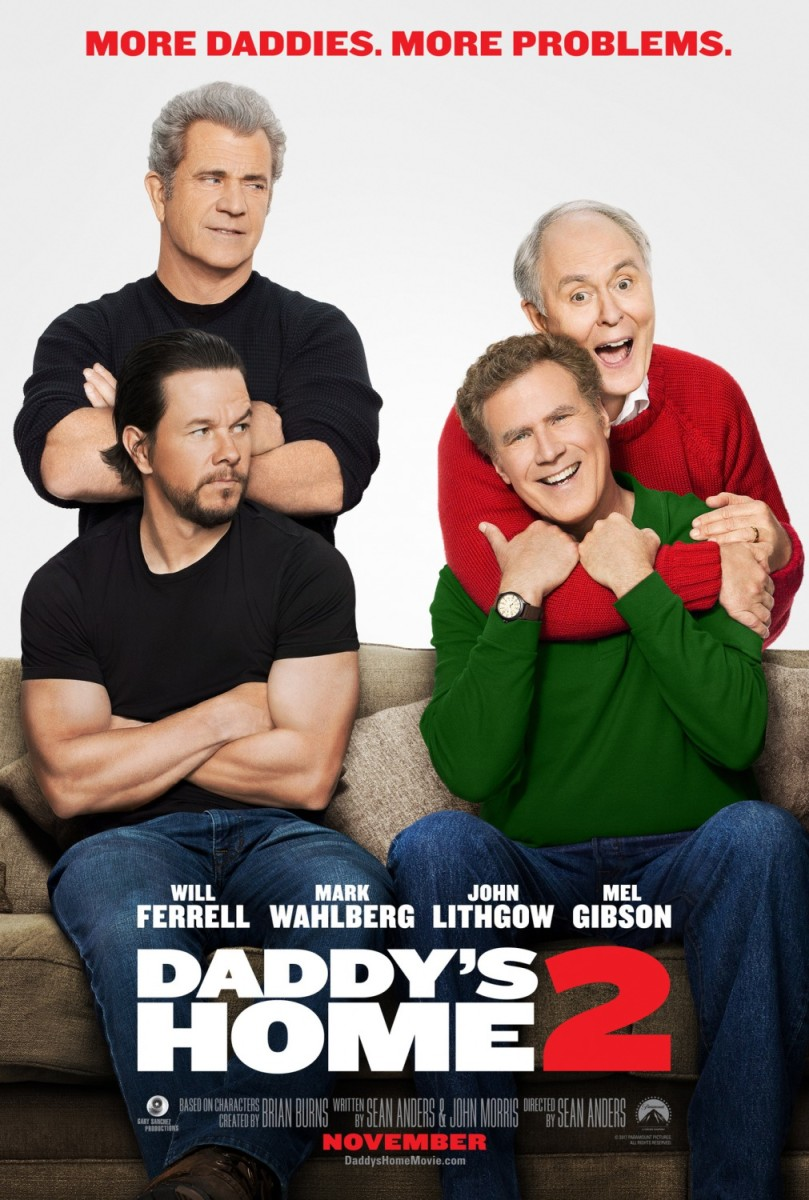 "Movie Review: ""Daddy's Home 2"""